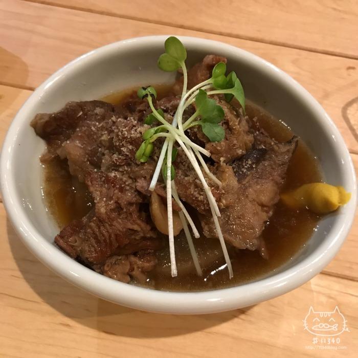 昭和ぐるめ横丁(牛すじ煮)