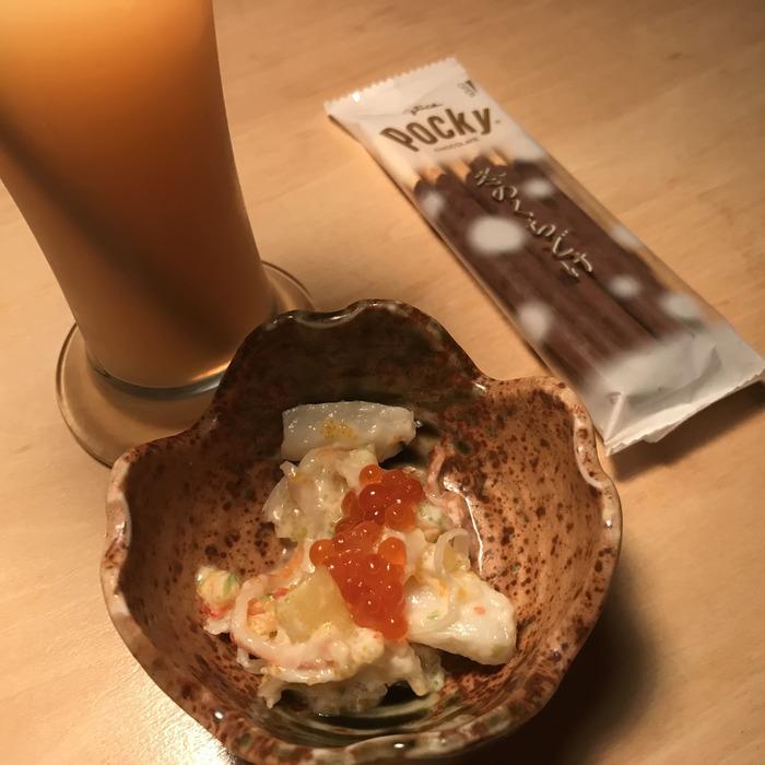 活魚酒場めらんべゑ(お通し)