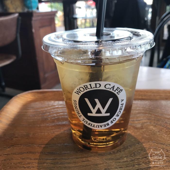 WORLD CAFE(デトックスティー)