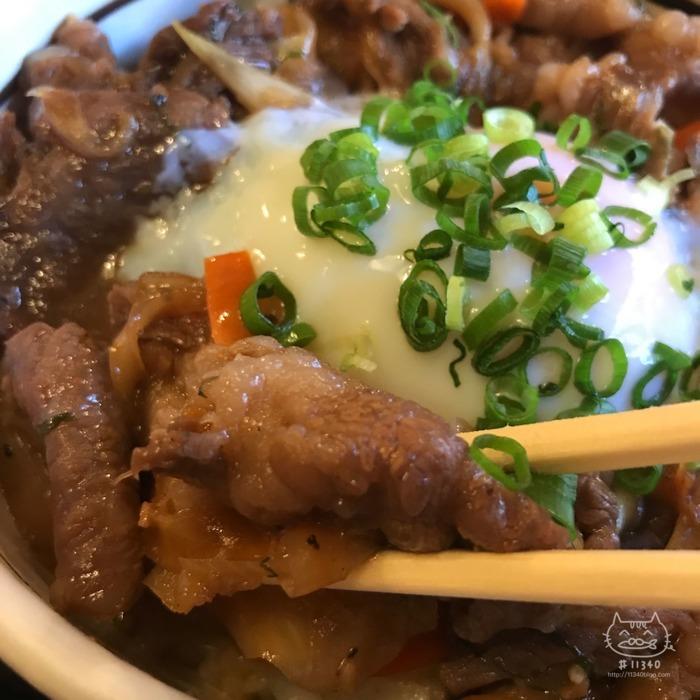 甲州ほうとう小作(甲州ワインビーフ丼)