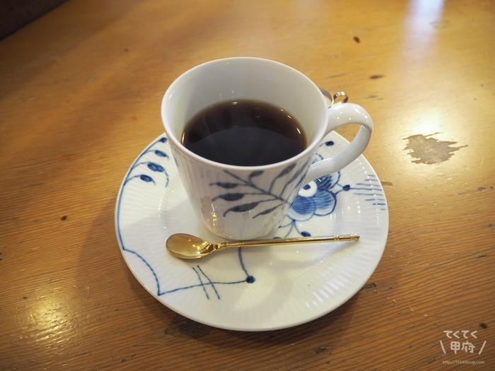 山梨/甲府・ダン珈琲店-アメリカンコーヒー
