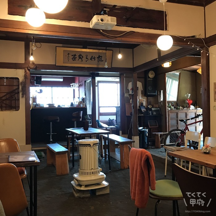 山梨・甲府カフェ-ソウユウ(創悠)