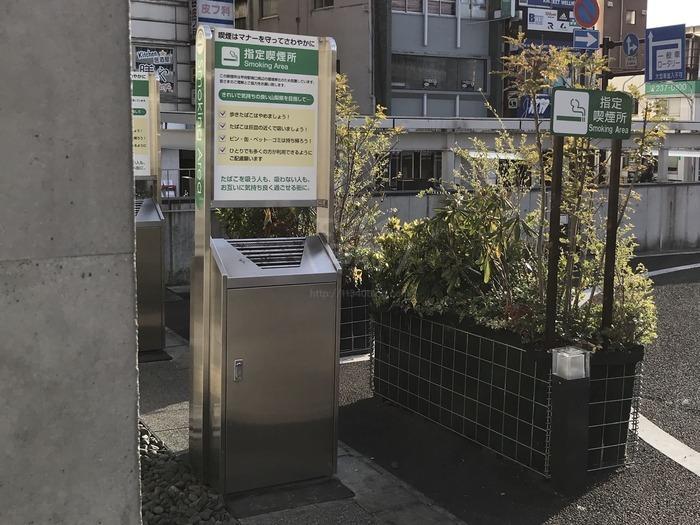 甲府駅周辺の喫煙スポット&タバコが吸えるカフェ・喫茶店まとめ