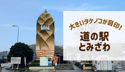 【道の駅 とみざわ】郷土の食事と車中泊が楽しめるリアルたけのこの里!