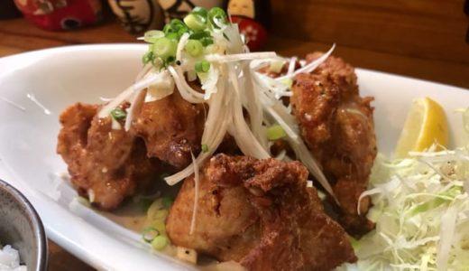 【焼鳥 燈(あかり)】甲府駅前で甲州地鶏の安うまランチを食べよう!