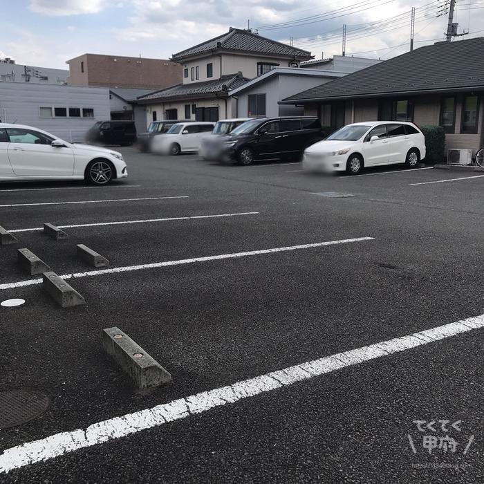 山梨県中巨摩郡昭和町-Hungry Gate(ハングリーゲート)駐車場
