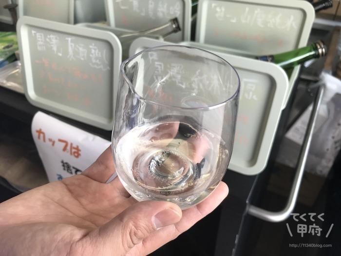 山梨県甲府市-異酒交流会(日本酒)