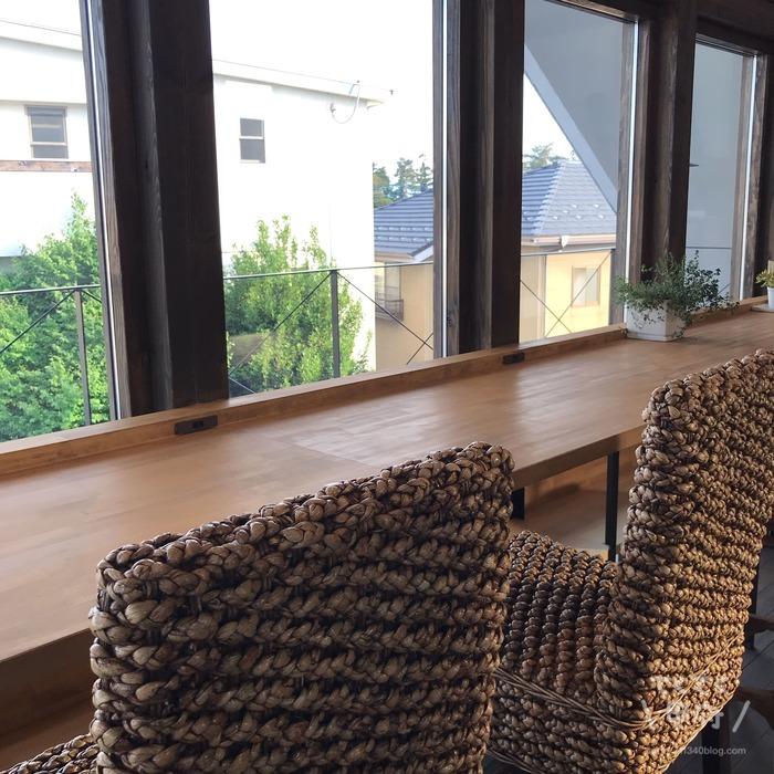 山梨県甲斐市-ヒグチコーヒーハウス(店内)