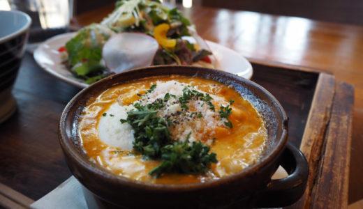 【CAFE M】甲府の光と風マーケットコートで、おしゃれで美味しいカフェごはんを