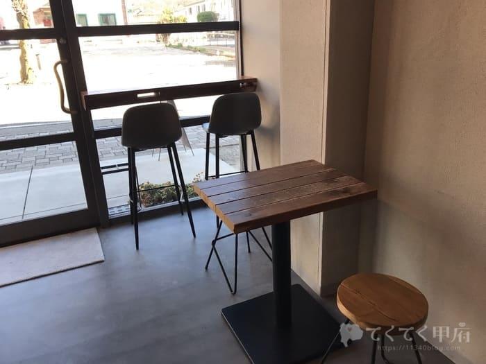 甲府市武田-みどりや洋菓子店