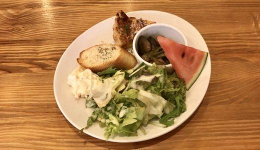 【GO CHEESE(ゴーチーズ)】甲府駅でオシャレなワンプレートランチを食べよう