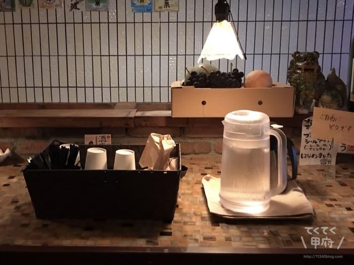 甲府駅-かき氷専門店・六花楽(ろっかえん)