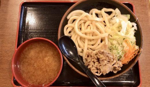 【麺'ズ冨士山 セレオ甲府店】山梨名物・吉田のうどんを甲府駅で食べよう