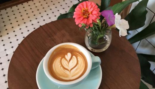 【OZO coffee&wine stand】塩山で、エスプレッソコーヒーに目覚める。