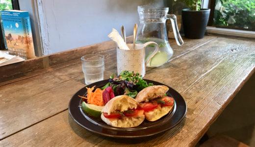 【Armonia(アルモニア)】緑に囲まれた癒しのカフェでオーガニックランチを。
