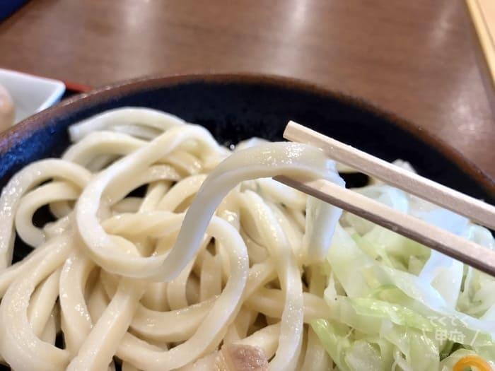麺'ズ富士山 セレオ甲府店(吉田のうどん)