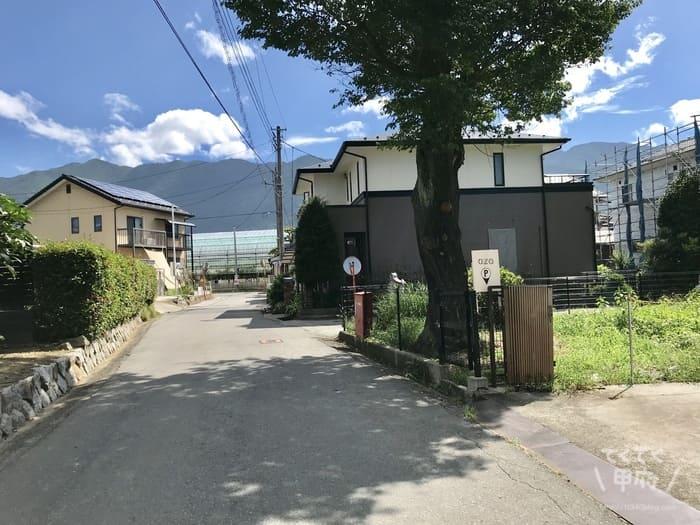 山梨県甲州市塩山-OZO coffee&wine stand(オゾコーヒアンドワインスタンド)