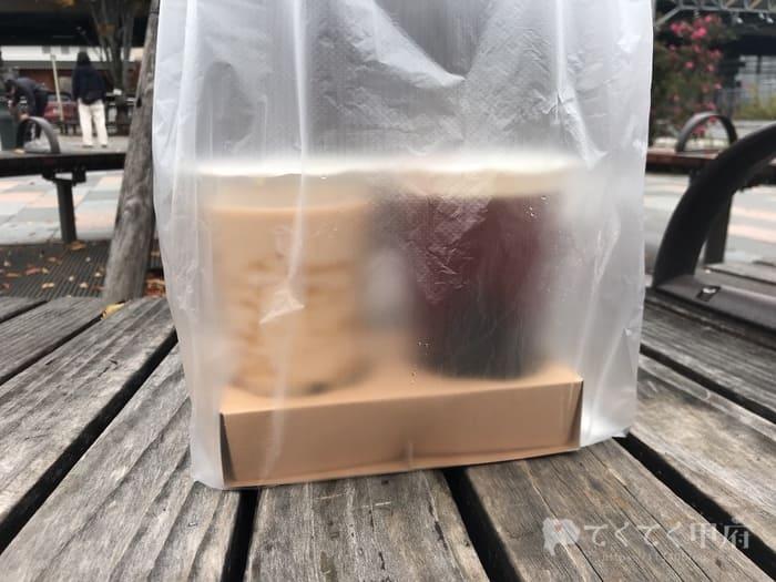 山梨県甲府市-WHITE ALLEY/ホワイトアレイの持ち帰り袋