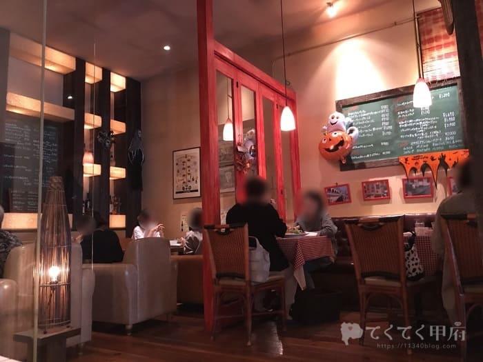 山梨県-イルキャンティ甲府店