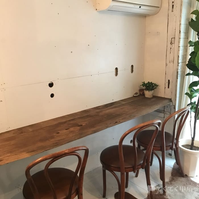 山梨県甲府市-ロジ/寺崎コーヒー
