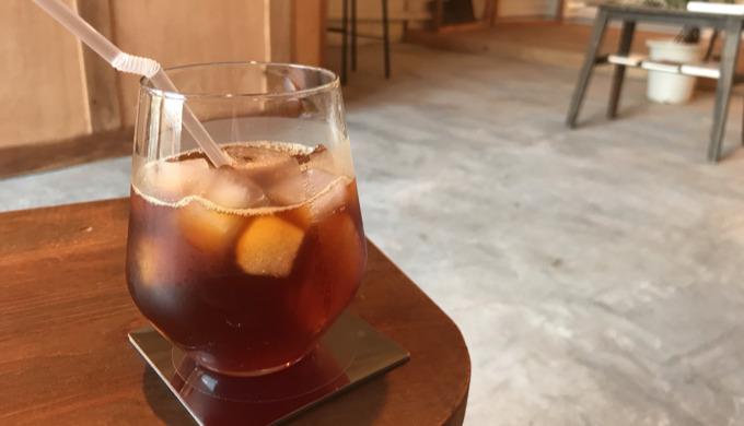 山梨県甲府市・甲府駅「ripe(リープ)」コーヒー