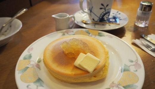 【ダン珈琲店】甲府で愛され続ける純喫茶で、モーニングとスイーツを。