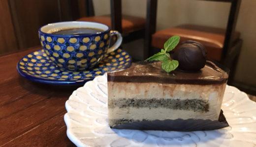 【十色カフェ】甲府で過ごす週末、心がよろこぶ愛情たっぷりのケーキ。