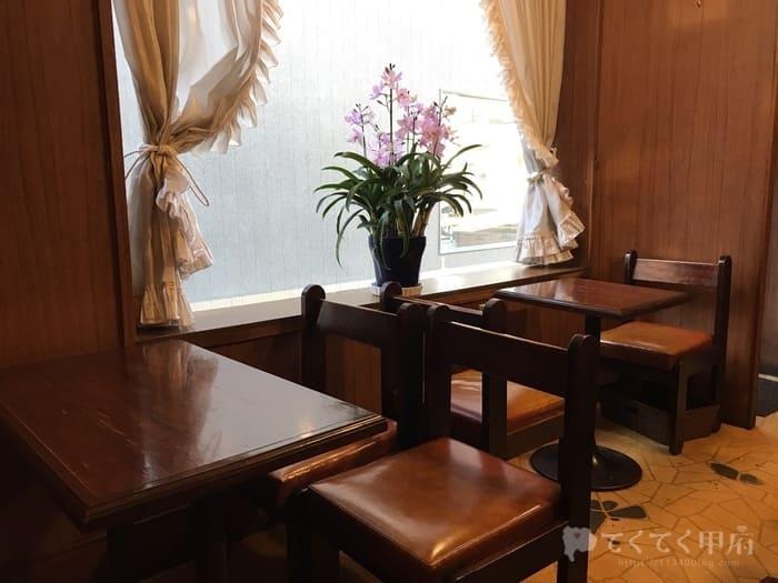山梨県甲府市-十色カフェ