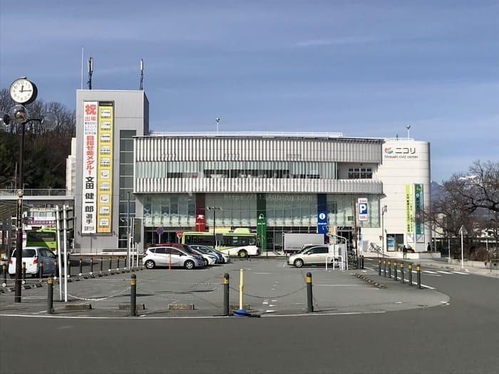 韮崎駅-ココリ
