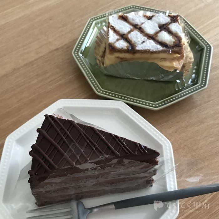 みどりや洋菓子店(テイクアウト)
