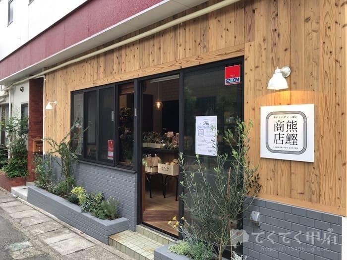 山梨県甲府市-熊鰹商店