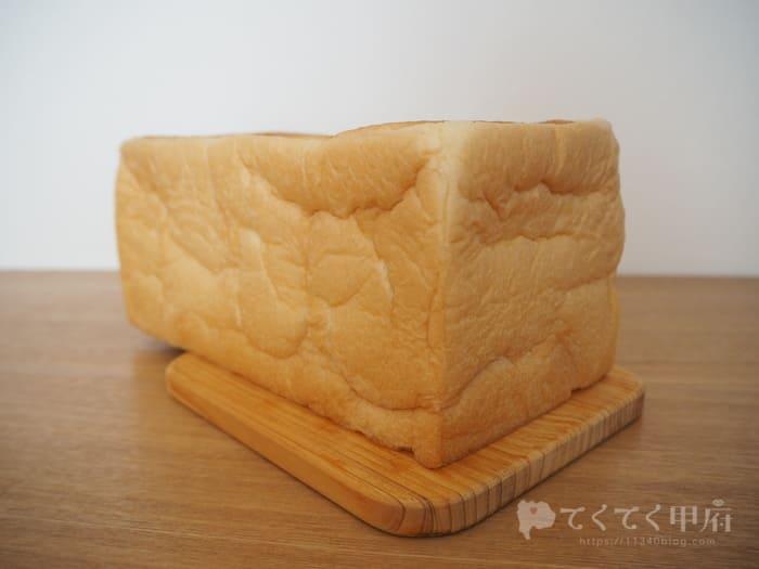 山梨県中央市-HARE/PAN(晴れ時々パン・ハレパン)の純生食パン