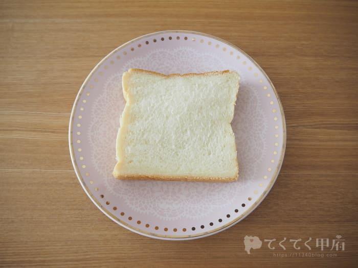 山梨県中央市-HARE/PAN(晴れ時々パン・ハレパン)の純生食パンを食レポ