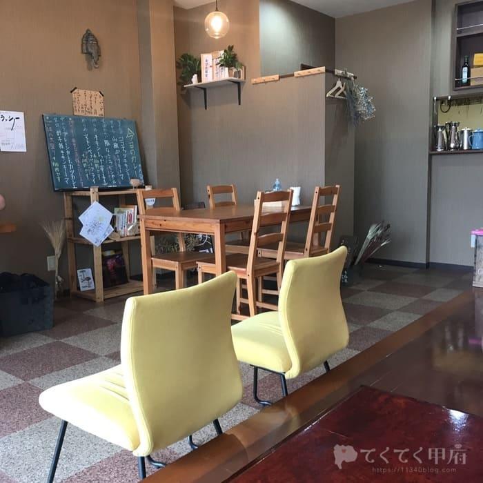 山梨県甲府市大里町-カレー食堂 ビリヤタ