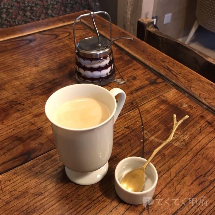 山梨県甲府市-食事と喫茶 椿