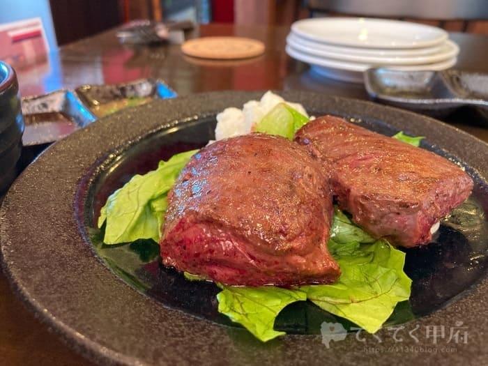山梨・昭和町-肉ビストロKAGURA(ランチ)