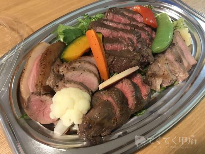 山梨・昭和町-肉ビストロKAGURA(テイクアウト)