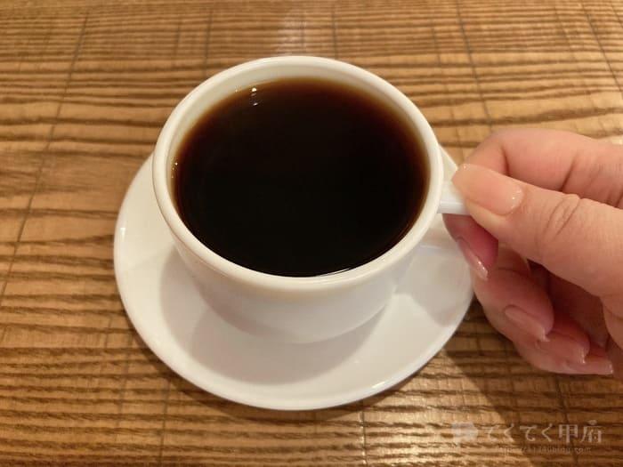 山梨県北杜市高根町-スコヤコーヒー(ブレンドコーヒー)