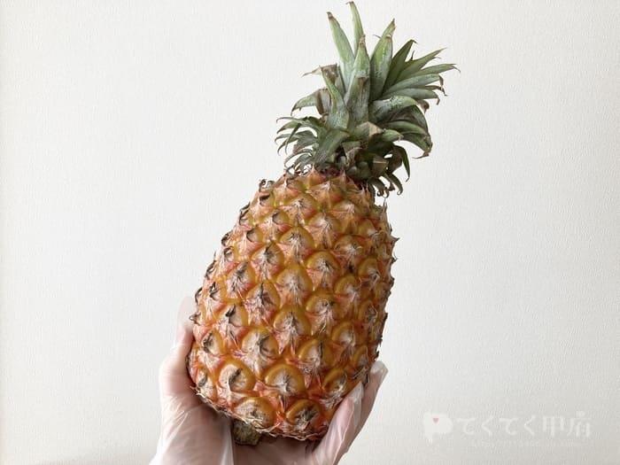 美味しい台湾パイナップルの選び方