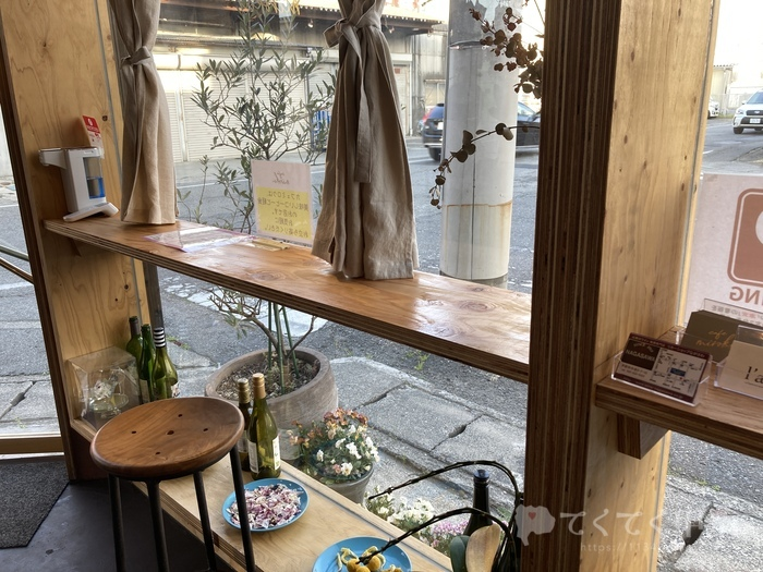 山梨県甲府市国母-cafe Miroku(カフェミロク)