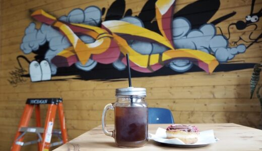 【DRAGON COFFEE ドラゴンコーヒー】甲斐市のcoolなコーヒースタンドへ