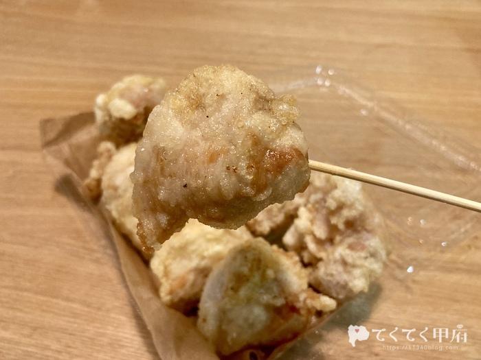 山梨県甲斐市長塚-からあげ専門店ふじバード